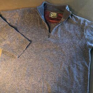 Woolrich 1/4-Zip Sweater